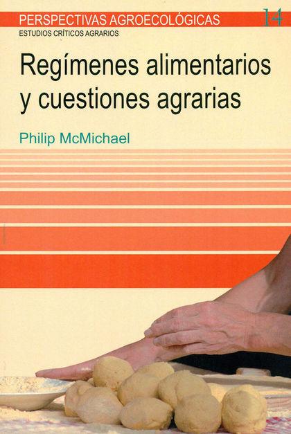 REGIMENES ALIMENTARIOS Y CUESTIONES AGRARIAS.