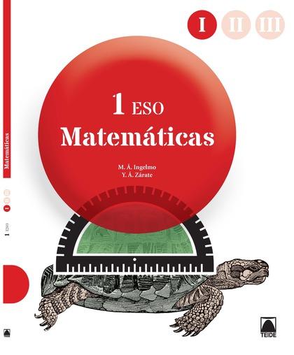 MATEMATICAS 1 ESO.
