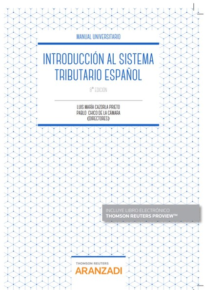 INTRODUCCIÓN AL SISTEMA TRIBUTARIO ESPAÑOL.