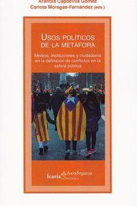 USOS POLITICOS DE LA METAFORA