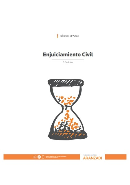 ENJUICIAMIENTO CIVIL (LEYITBE) 3ª ED. 2020.