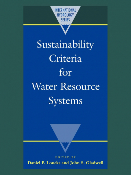 SUSTAINABILITY CRITERIA FOR WATER RESOURCE SYSTEMS