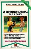 LA EDUCACION TEMPRANA DE 3 A 7 AÑOS