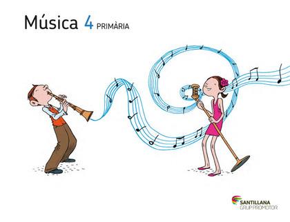 MUSICA + CD AUDICIONES 4PRIMARIA CATALAN LOS CAMINOS DEL SABER.