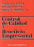 CONTROL DE CALIDAD BENEFICIO