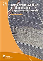 Instalación fotovoltaica en autoconsumo