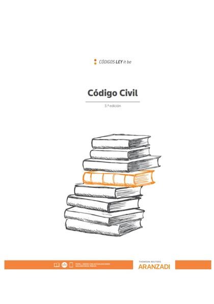 CÓDIGO CIVIL (LEYITBE) 3ª ED. 2020.