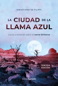 LA CIUDAD DE LA LLAMA AZUL.