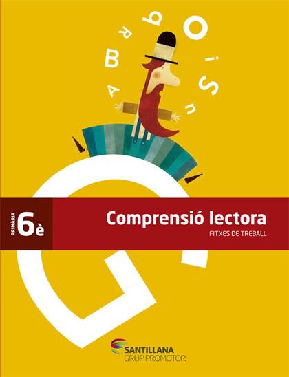 FITXES COMPRENSIO LECTORA 6 PRIMARIA.