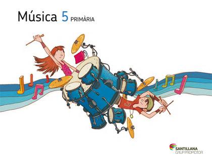MUSICA 5 PRIMARIA ELS CAMINS DEL SABER.
