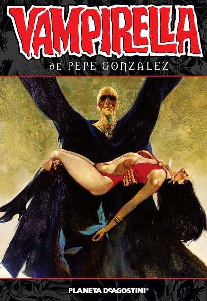 Vampirella de Pepe González nº 01/03