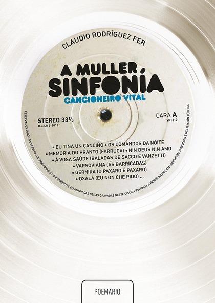 A MULLER SINFONÍA. (CANCIONEIRO VITAL)