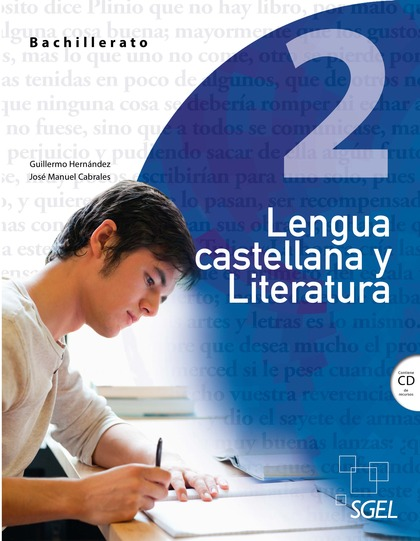 LENGUA Y LITERATURA 1 BACHILLERATO 2015