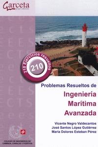 PROBLEMAS RESUELTOS DE INGENIERIA MARITIMA AVANZADA.