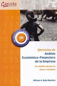 EJERCICIOS DE ANALISIS ECONOMICO-FINANCIERO DE LA EMPRESA