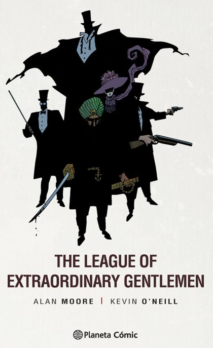 The League of Extraordinary Gentlemen nº 01/03 (edición Trazado)