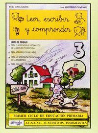 LEER ESCRIBIR Y COMPRENDER 3