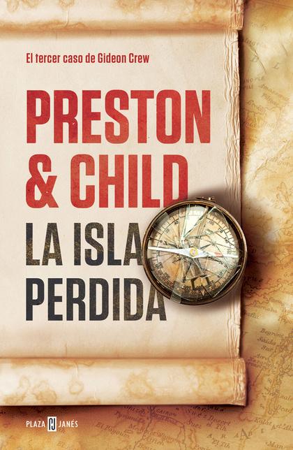 LA ISLA PERDIDA (GIDEON CREW 3).