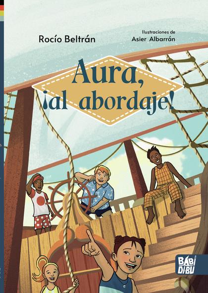 AURA, ¡AL ABORDAJE!.