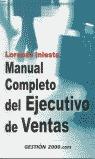 MANUAL COMPLETO DEL EJECUTIVO DE VENTAS