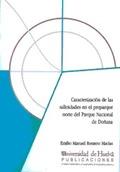 CARACTERIZACIÓN DE LAS SALINIDADES EN EL PREPARQUE NORTE DEL PARQUE NACIONAL DE DOÑANA