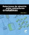 RELACIONES DE SIMETRÍA ENTRE ESTRUCTURAS CRISTALINAS