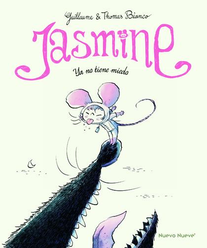 JASMINE -3                                                                      YA NO TIENE MIE