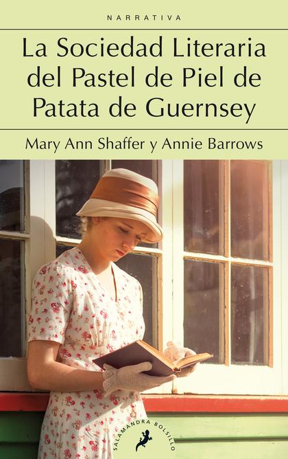LA SOCIEDAD LITERARIA Y DEL PASTEL DE PIEL DE PATATA GUERNSEY.