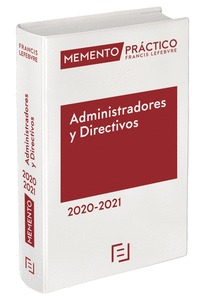 MEMENTO ADMINISTRADORES Y DIRECTIVOS 2020-2021.