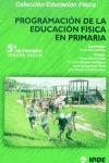 PROGRAMACIÓN DE LA EDUCACIÓN FÍSICA EN PRIMARIA, 5 CURSO, 3 CICLO