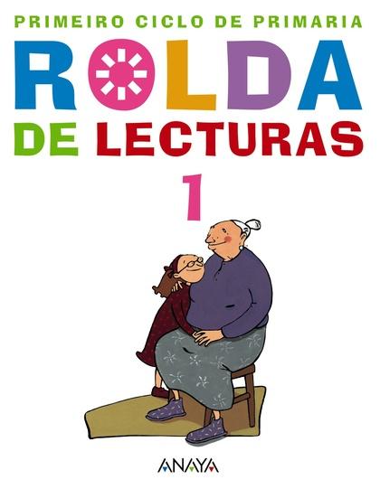 ROLDA DE LECTURAS, 1 EDUCACIÓN PRIMARIA (GALICIA)