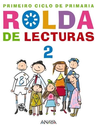 ROLDA DE LECTURAS, 2 EDUCACIÓN PRIMARIA (GALICIA)