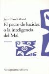 EL PACTO DE LUCIDEZ O LA INTELIGENCIA DEL MAL