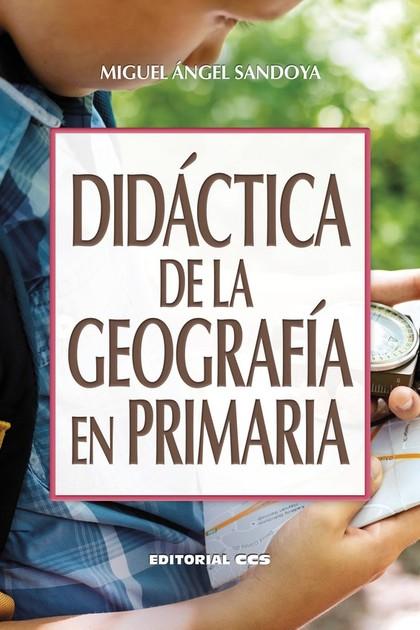 DIDACTICA DE LA GEOGRAFIA EN PRIMARIA.