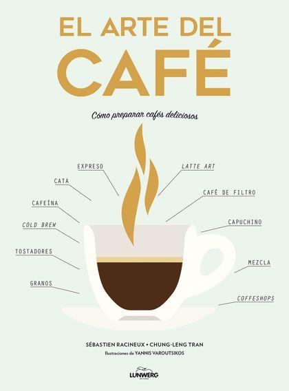 EL ARTE DEL CAFÉ. CÓMO PREPARAR CAFÉS DELICIOSOS