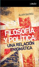 FILOSOFÍA Y POLÍTICA