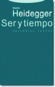 SER Y TIEMPO (T).