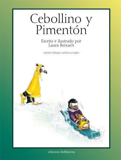 CEBOLLINO Y PIMENTÓN