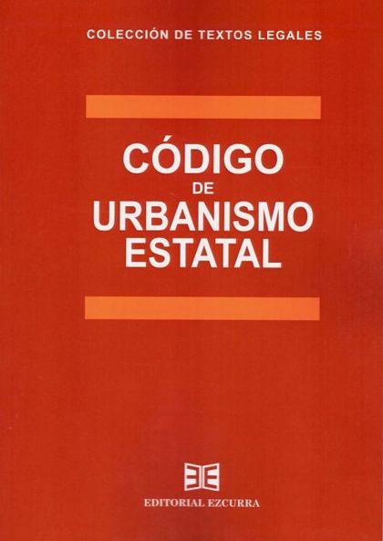 CODIGO DE URBANISMO ESTATAL 2020.