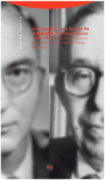 FE Y FILOSOFÍA. CORRESPONDENCIA 1934-1964