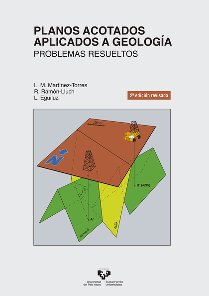 PLANOS ACOTADOS APLICADOS A GEOLOGÍA                                            PROBLEMAS RESUE