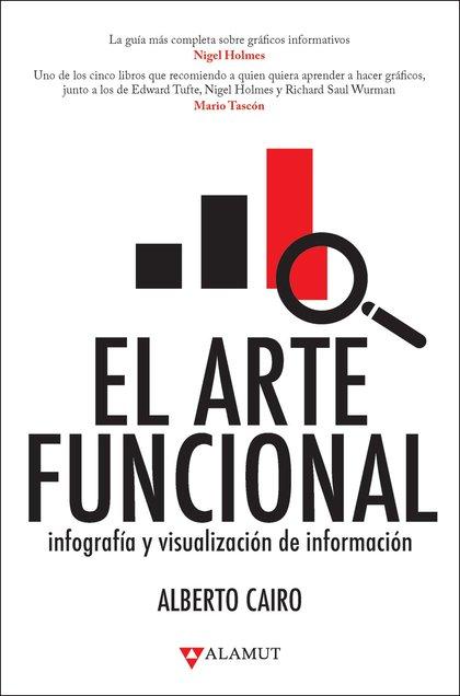 EL ARTE FUNCIONAL : INFOGRAFÍA Y VISUALIZACIÓN DE INFORMACIÓN