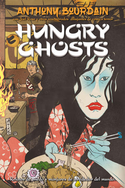 HUNGRY GHOSTS.