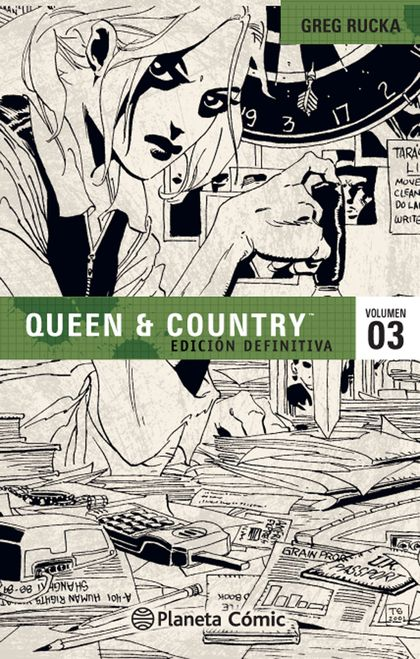 QUEEN AND COUNTRY Nº 03/04