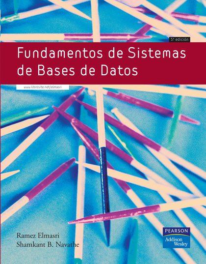 FUNDAMENTOS DE SISTEMAS DE BASES DE DATOS, 5ª ED.
