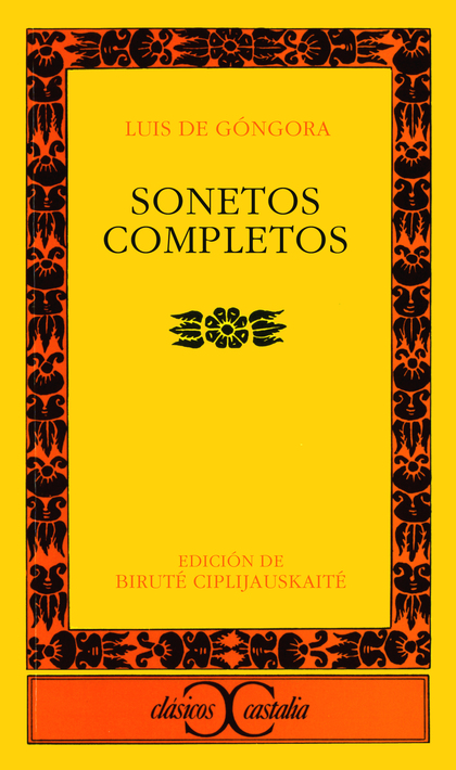 SONETOS COMPLETOS CC