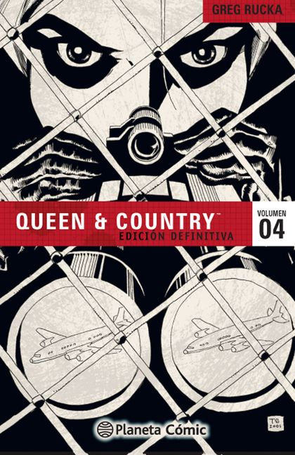 QUEEN AND COUNTRY Nº 04/04.