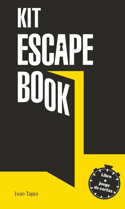 ESCAPE BOOK. EL KIT.