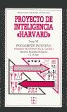 PROYECTO DE INTELIGENCIA HARVARD SERIE VI