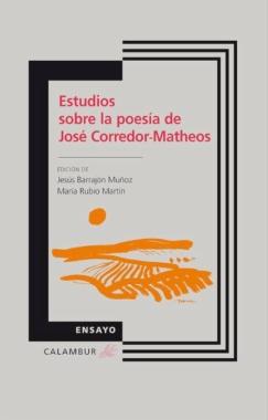 ENSAYOS SOBRE LA POESIA DE JOSE CORREDOR-MATHEOS....